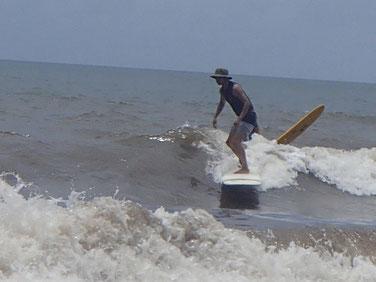 BEK兄さん これも海の中からKMHRさんが撮ってくれました。