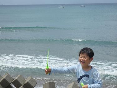 また次回海の写真撮るね~