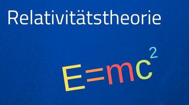 Symbol zur Relativitätstheorie