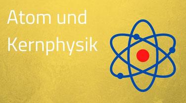 Button zur Atomphysik und Kernphysik