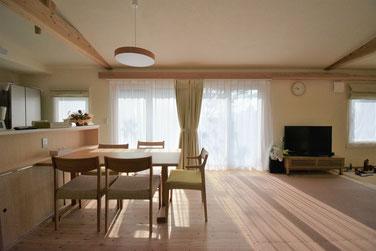 静岡県浜松市の高気密・高断熱住宅