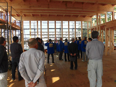 大規模木造建築 保育園