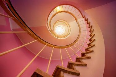 Treppenlauflocations
