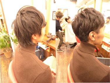 メンズ 髪型 | ツーブロックとパーマを組み合わせ-横浜みなとみらい人気の美容室YUME-YUI~夢結~