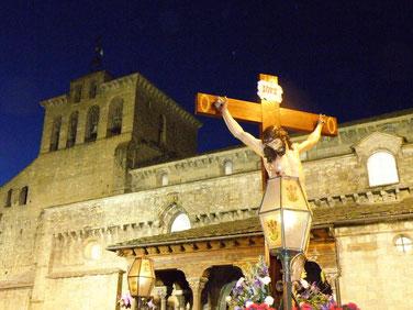 Semana santa en Jaca 2016