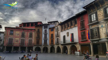 Plaza Mayor de Graus