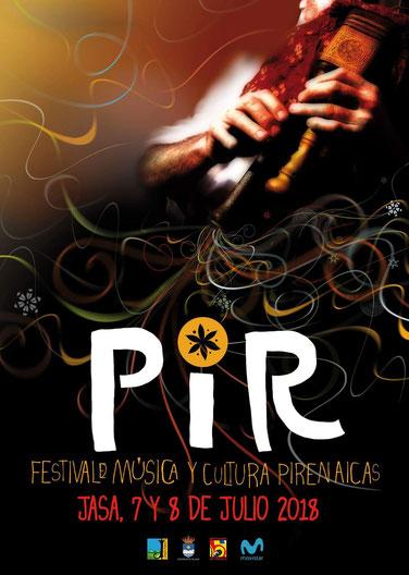 festival PIR Musica y culturas pirenaicas 2017