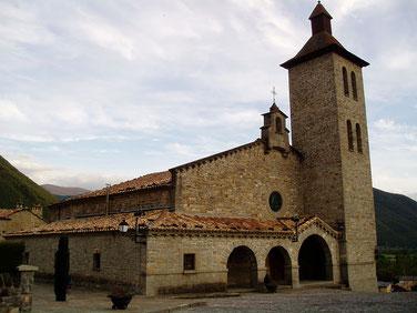 iglesias de biescas