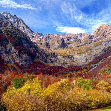 Valle de Pineta.