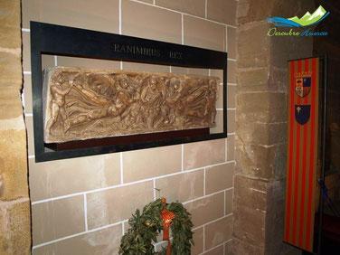 Restos funerarios Ramiro II