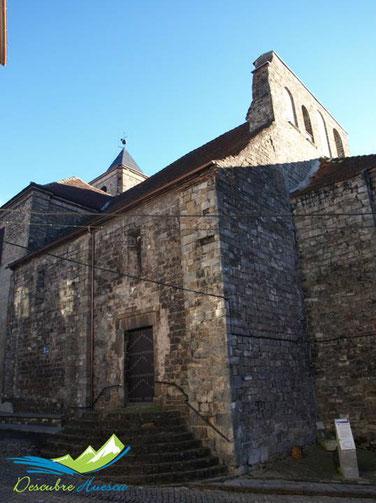 Iglesia hecho