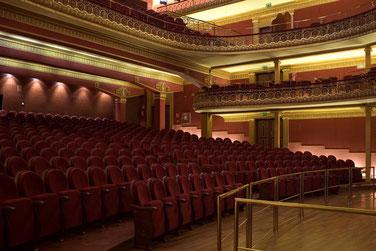El Teatro Olimpia Huesca
