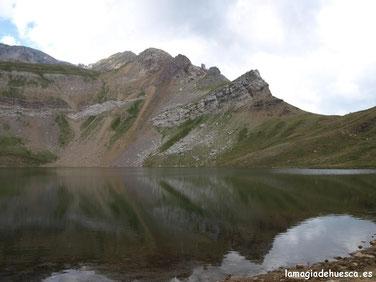 Lago de Asnos y Sabocos Panticosa