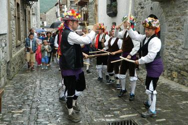 Festival culturas pirenaicas PIR