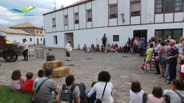Visita Teatralizada a la Ciudadela de Jaca.
