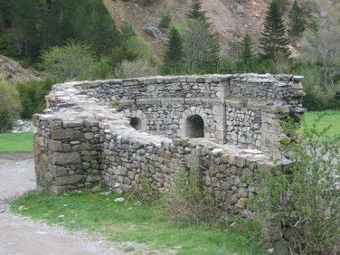 ermita san nicolas de bujaruelo