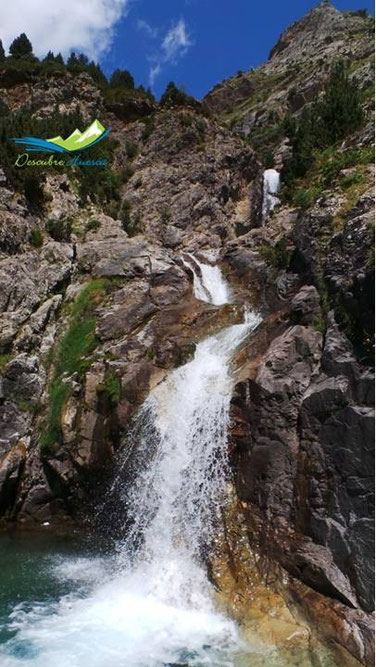 Cascada de Lalarri.