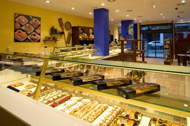 Tienda de Pastelería Tolosana en Zaragoza
