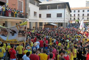 Fiestas de Santiago en Sabiñánigo