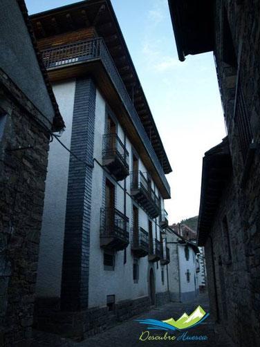 Ansó, Huesca.