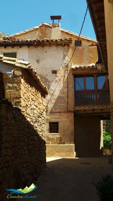Agüero, en Huesca