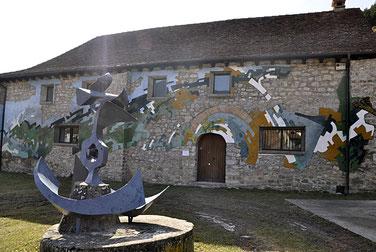Museo de Escultura Contemporánea al aire libre Hecho
