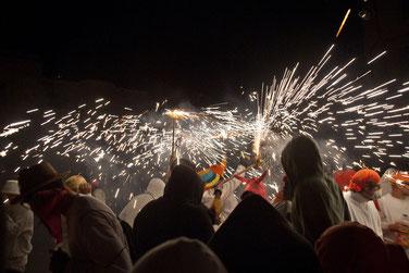 Fiestas pilar fraga