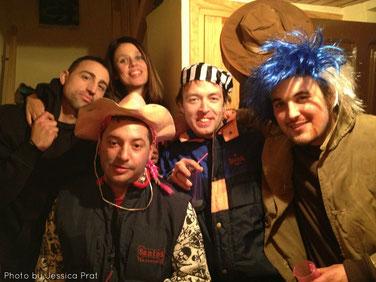 Ronda Carnavales 2013