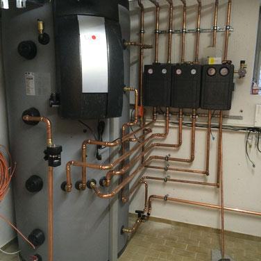 Solarthermie zur Trinkwassererwärmung