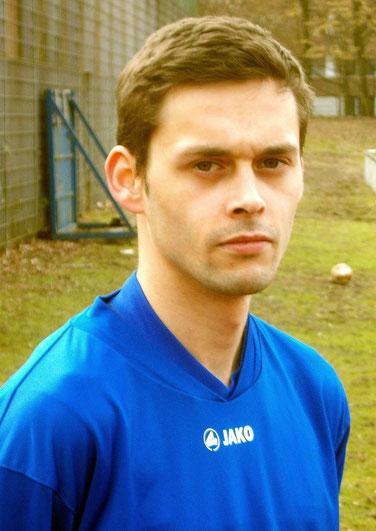 Heute dreifacher Torschütze gegen JSV Köln: Toni Reiß