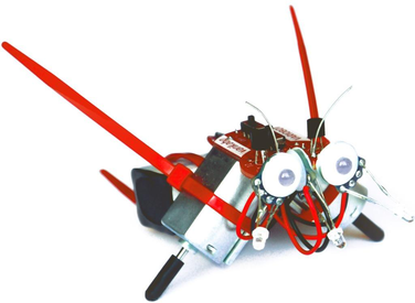 varikabo Roboterbausatz mit schwenkbaren Sensoren zum Löten