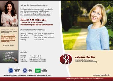 SB Flyer zum Ausdrucken und Downloaden finden Sie unten.
