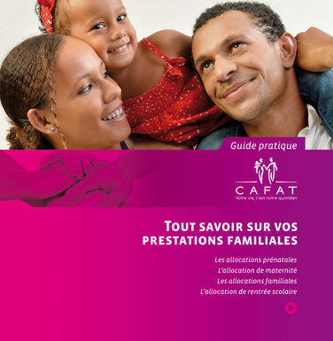 Réseau Périnatal de Nouvelle-Calédonie - Les allocations familiales