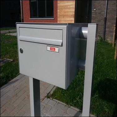 Standaard uitvoering brievenbus