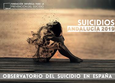 Andalucía. Suicidios 2019.
