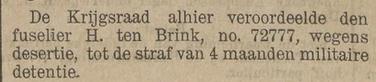 Het nieuws van den dag voor Nederlandsch-Indië 27-12-1913