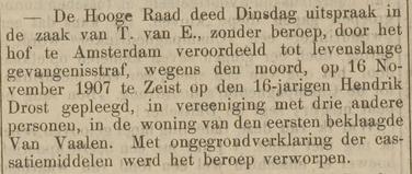 Nieuwe Vlaardingsche courant 20-03-1909