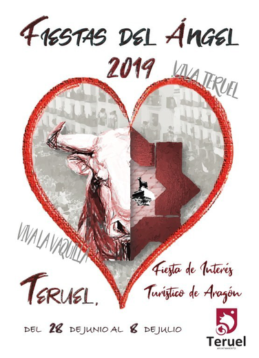 Fiestas del Ángel en Teruel