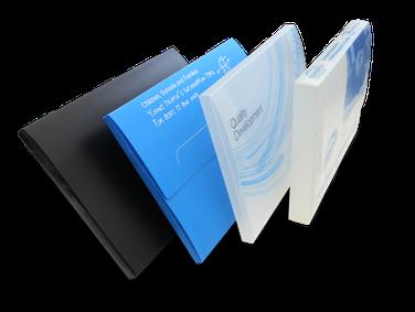Custom Printed Polypropylene Wallets