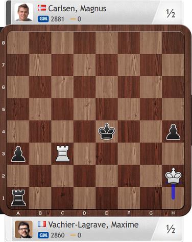 MVL-Carlsen, Partie 4, Magnus Carlsen Invitational
