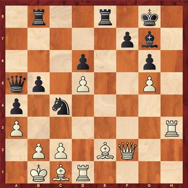 Lüneburger Schachfestival 2018, Wachinger-Barath