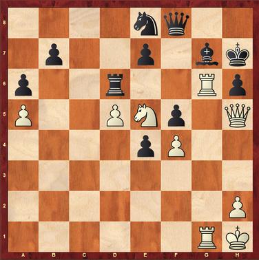 Stellung nach 46...Td6 aus Utiatskaja-Kumsiashvili