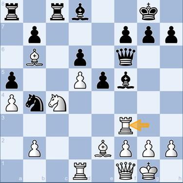Lüneburger Schachfestival 2019, Runde 1 A-Open