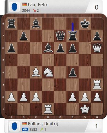 Lüneburger Schachfestival 2019, Taktikaufgabe