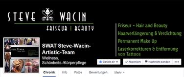 Facebook Titelbild für Steve Wacin
