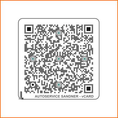 QR-Code Autowerkstatt
