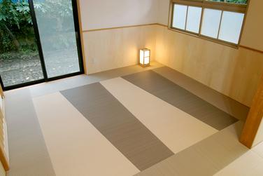 介護施設 リラックスルーム 畳敷き 事例
