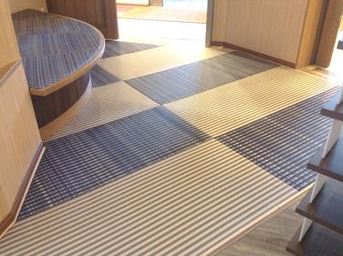 介護施設 脱衣室 洗える 畳