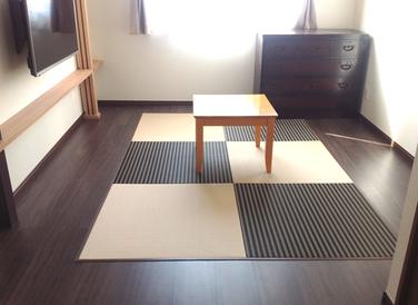 介護施設 個室 居室 畳 プライベート2