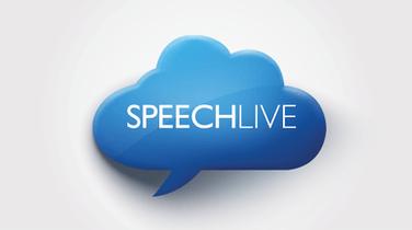 SpeechLive cloud dicteren